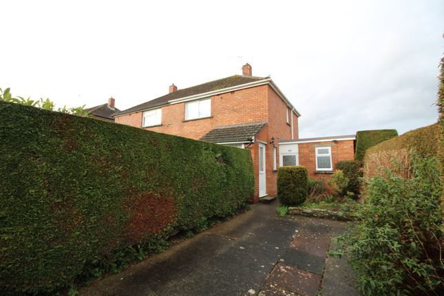 Thumbnail Semi-detached house to rent in Charles Crescent, Abergavenny