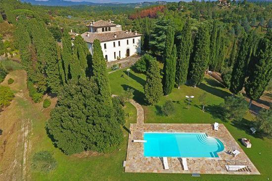 Thumbnail Villa for sale in Castello, Città di Castello, Perugia, Umbria, Italy
