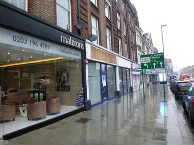 Thumbnail Retail premises to let in 26-28 Streatham High Road, London