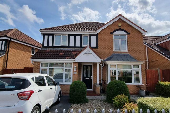 Thumbnail Detached house for sale in Calder Avenue, Nether Poppleton, York