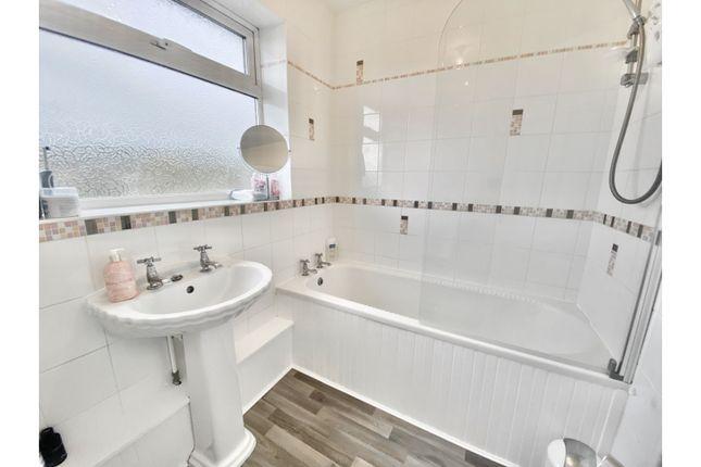 Bathroom of Hafod Park, Mold CH7