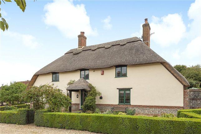 Thumbnail Link-detached house for sale in Quarleston Farm, Winterborne Stickland, Blandford Forum, Dorset