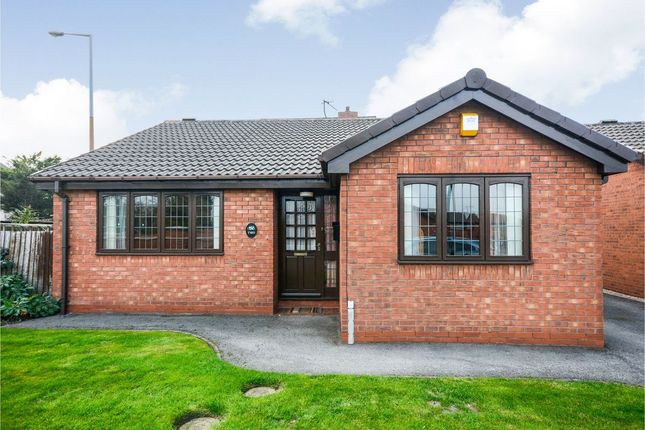 Thumbnail Bungalow to rent in Netherfield Close, Staveley, Chesterfield