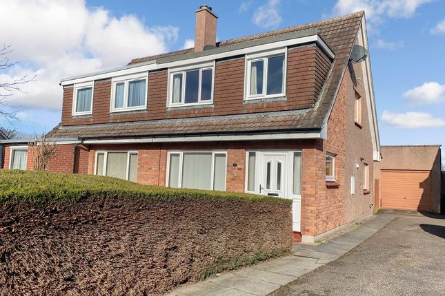 3 bed semi-detached house to rent in East Mackenzie Park, Inverness IV2