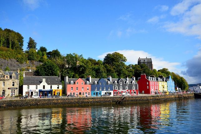 Thumbnail Flat for sale in Cala Bhreagha, 10 Main Street, Tobermory, Isle Of Mull
