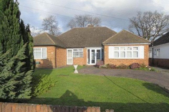 Thumbnail Semi-detached bungalow to rent in The Crescent, Caddington, Luton
