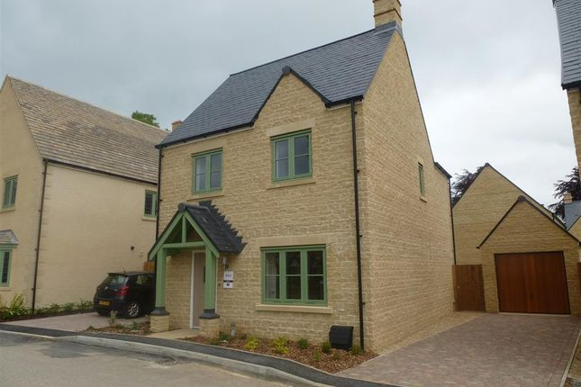 Thumbnail Property to rent in Barnes Wallis Way, Upper Rissington, Cheltenham