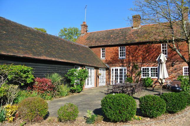 Thumbnail Farmhouse to rent in Whitmoor Lane, Sutton Green, Guildford