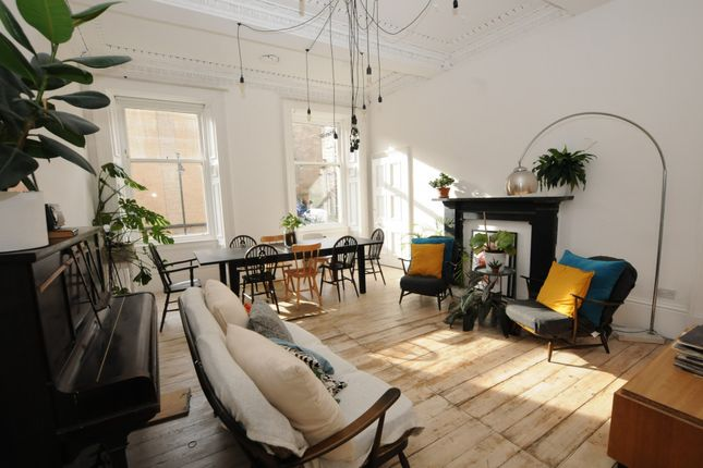 Thumbnail Flat for sale in 1/2, 76 Buccleuch Street, Glasgow