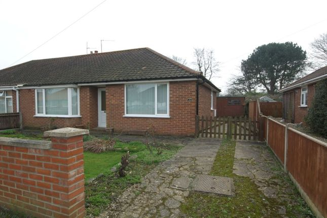 Thumbnail Bungalow for sale in Gorse Road, Thorpe St. Andrew, Norwich