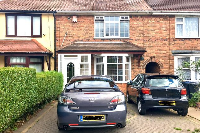 Thumbnail Terraced house for sale in Heybarnes Road, Birmingham