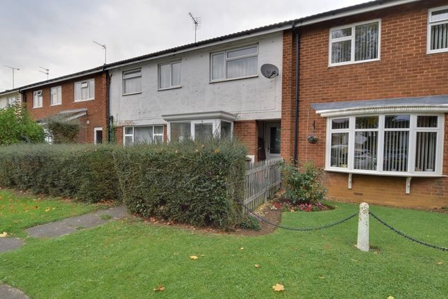 Thumbnail Terraced house for sale in Russell Close, Stevenage, Hertfordshire
