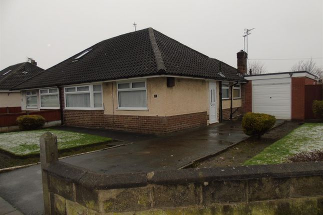 Thumbnail Semi-detached bungalow to rent in Lancing Drive, Aintree, Liverpool