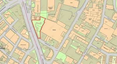 Thumbnail Land to let in Shipley Airedale Road (A650)/Humboldt Street, Bradford, West Yorkshire