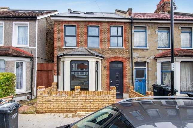 Thumbnail End terrace house for sale in Winterbourne Road, Thornton Heath