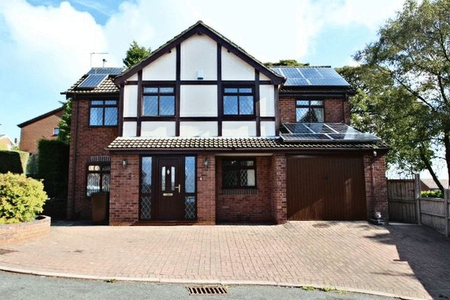 Thumbnail Detached house to rent in Radley Way, Werrington, Stoke-On-Trent