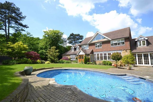 Thumbnail Property for sale in Beech Hill, Hadley Wood, Hertfordshire