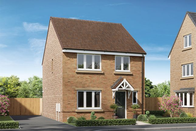 """4 bed property for sale in """"The Rothway"""" at Birks Close, Hodthorpe, Worksop S80"""