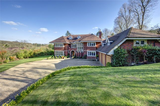 Thumbnail Detached house for sale in Mill Lane, Chalfont St. Giles, Buckinghamshire