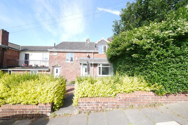 Thumbnail Terraced house to rent in Evesham Garth, Newcastle Upon Tyne