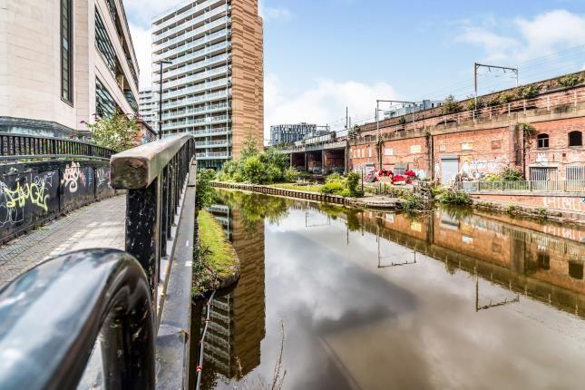Watrerside of Worsley Street, Manchester, Greater Manchester M15