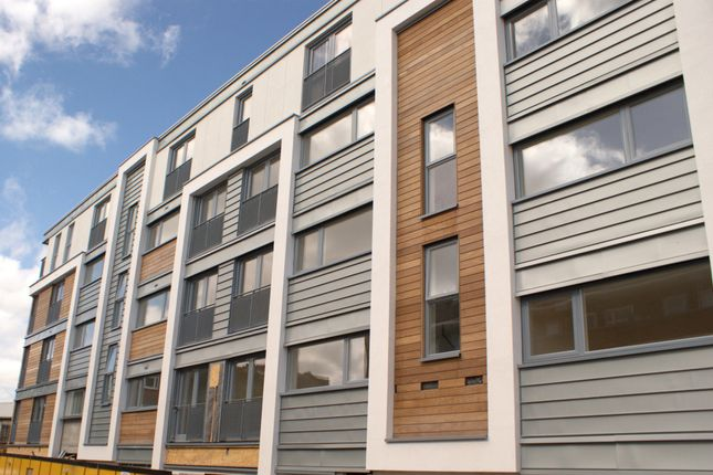 Thumbnail 2 bed flat to rent in Branch Place, Islington