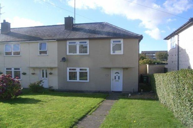 Thumbnail Property to rent in Cae Mur, Caernarfon
