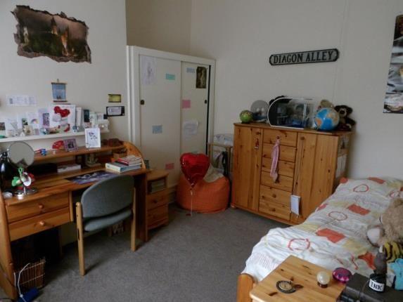Bedroom Two of Crompton Street, Derby, Derbyshire DE1