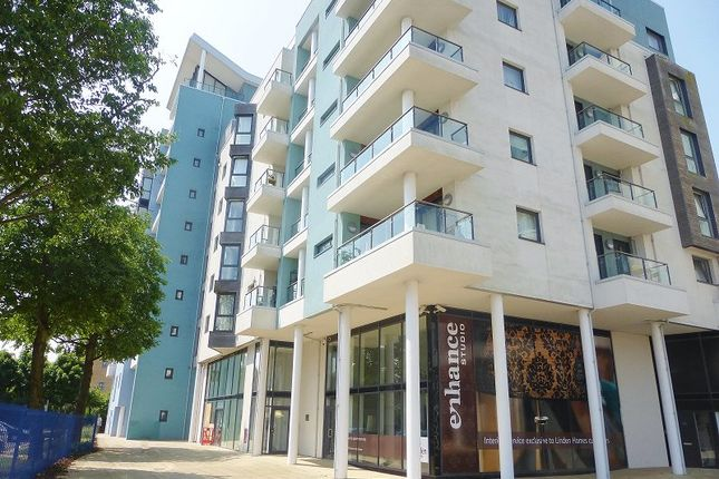 Thumbnail Flat to rent in Sapphire Court, Southampton