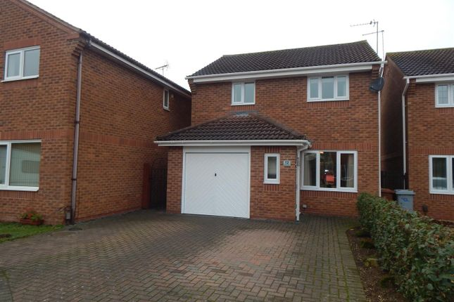 Thumbnail Detached house to rent in Orchid Drive, Farndon, Newark
