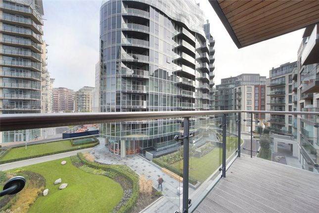 Thumbnail Flat for sale in Spinnaker House, Juniper Drive, Wandsworth