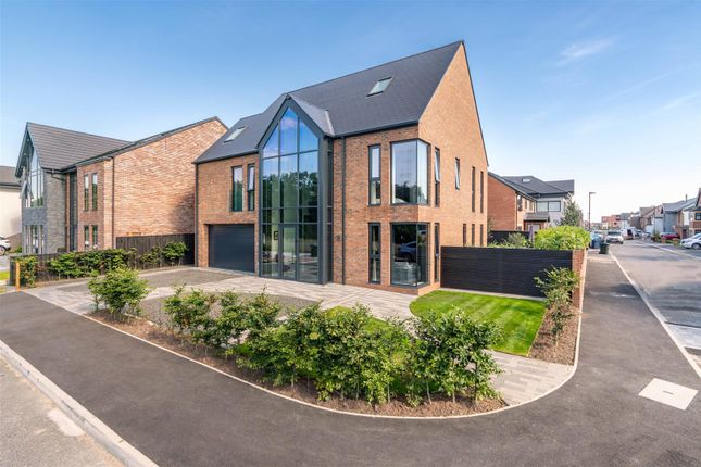 Thumbnail Detached house for sale in Hazelwood Road, Great Park, Newcastle Upon Tyne