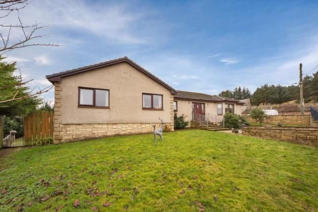 Thumbnail Bungalow for sale in Ayr Road, Glespin, Lanark, South Lanarkshire