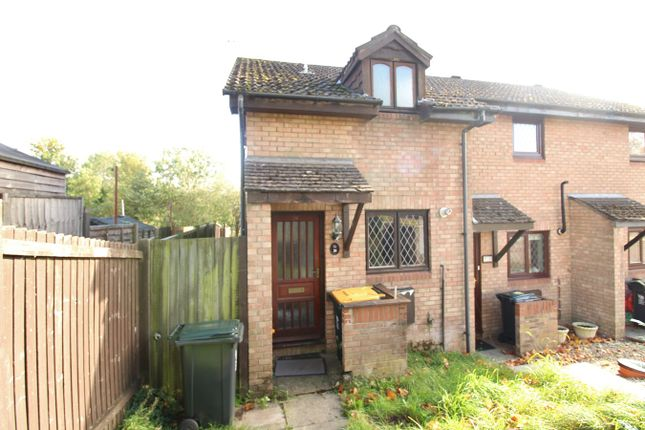 Thumbnail End terrace house for sale in Will Paynter Walk, Newport