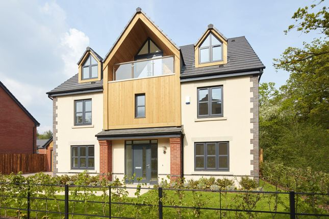 "Thumbnail Detached house for sale in ""Larch"" at Barrow Gurney, Bristol"