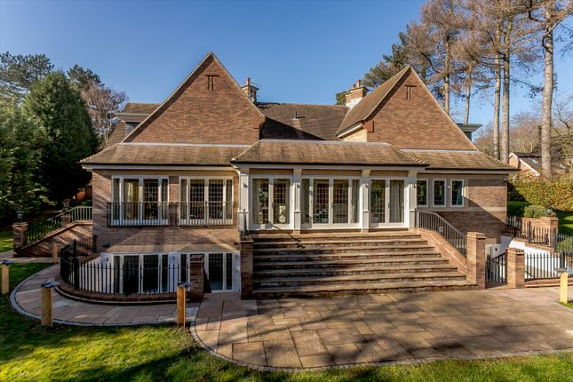 Thumbnail Detached house for sale in 8 The Orchards, Four Oaks Estate, Sutton Coldfield, West Midlands