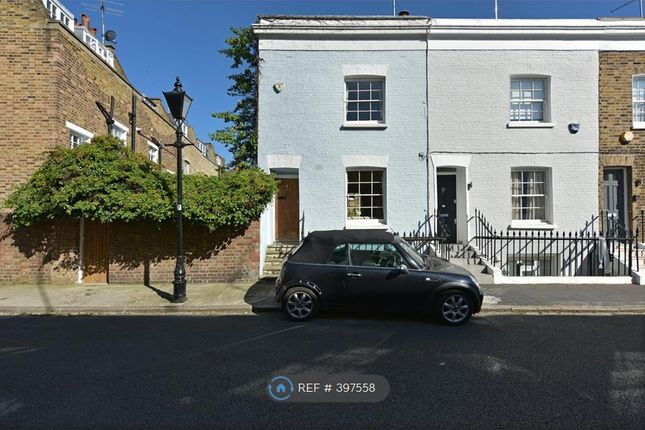 Thumbnail End terrace house to rent in Billing Place, London