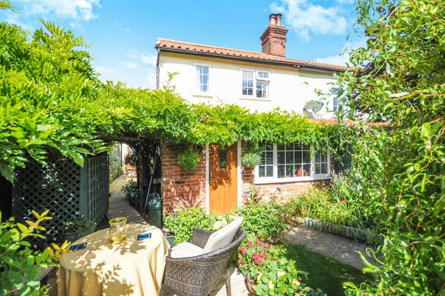 Thumbnail Semi-detached house for sale in King Street, East Harling, Norwich