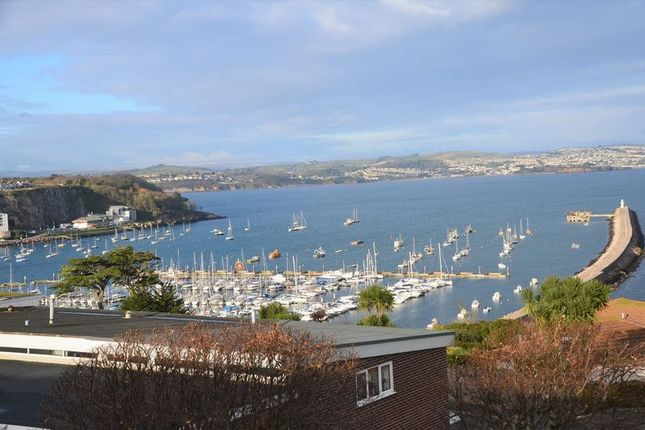 Thumbnail Flat for sale in Lands Court, Marina Drive, Brixham