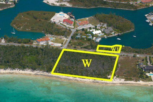 Land for sale in Bell Channel Bay, Freeport, Grand Bahama