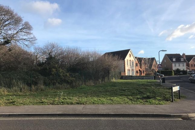 Thumbnail Land for sale in Lichfield Drive, Gosport