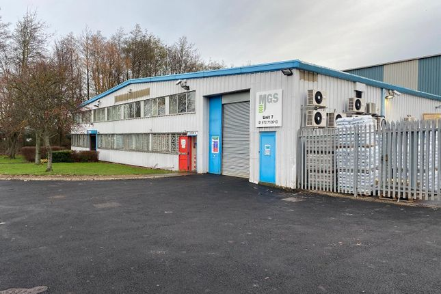 Thumbnail Warehouse for sale in South Nelson Road, South Nelson Industrial Estate, Cramlington