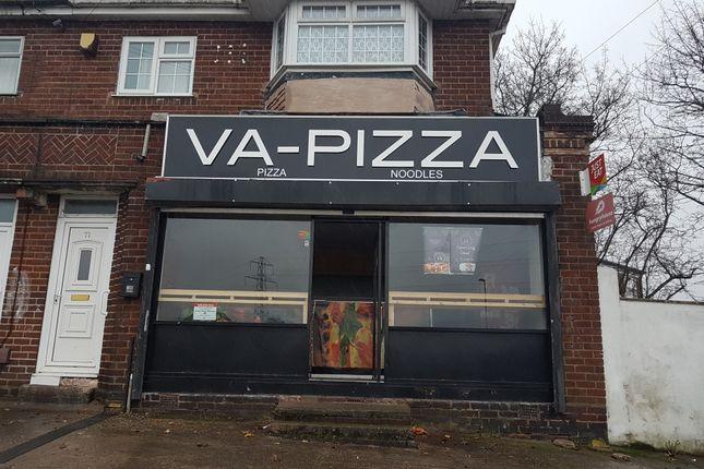 Thumbnail Retail premises to let in Bottaourt Rd, Birmingham