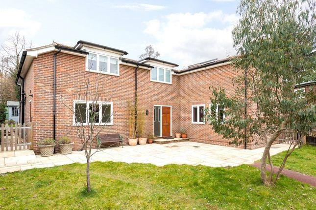 Thumbnail Detached house for sale in Yardley Park Road, Tonbridge, Kent