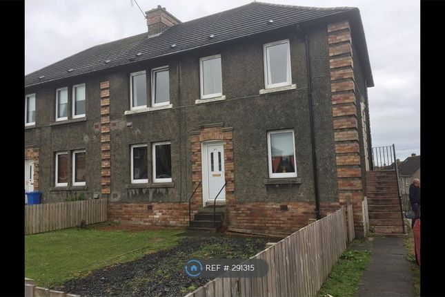 Thumbnail Flat to rent in Blamey Crescent, Cowdenbeath