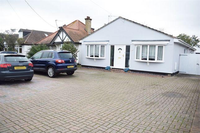 Thumbnail Detached bungalow for sale in Jaywick Lane, Clacton-On-Sea, Essex