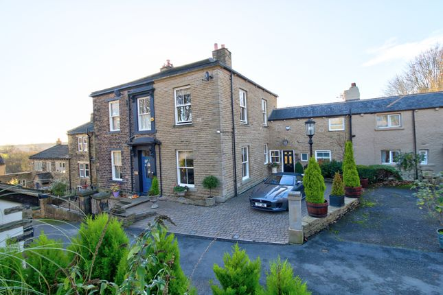 Thumbnail Detached house for sale in Smalewell Gardens, Pudsey
