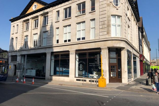 Thumbnail Office to let in Carrington Street, Nottingham
