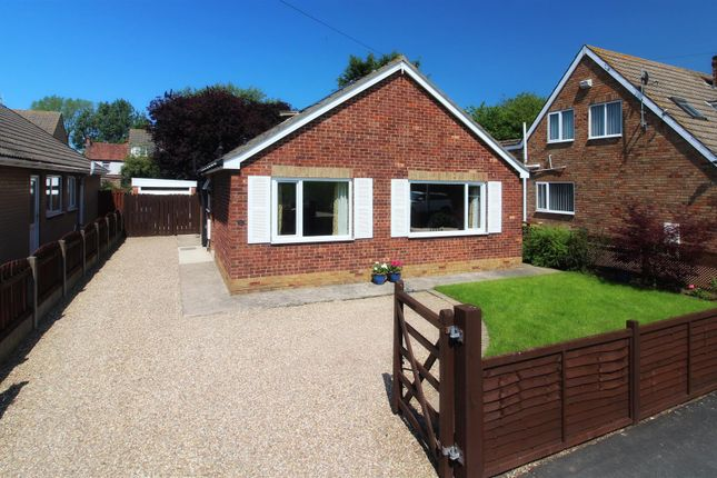 Thumbnail Detached bungalow for sale in Barley Gate, Leven, Beverley