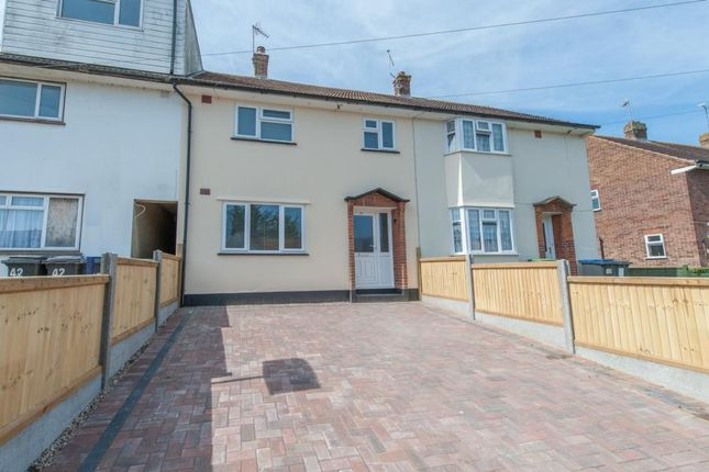 Thumbnail Terraced house to rent in Sydney Road, Whitstable